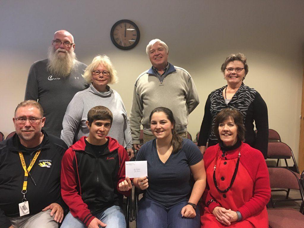 Donation to the Northwestern Choir